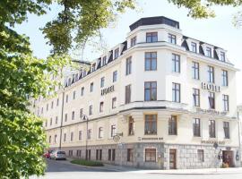 Hotel Lengenfelder Hof, Lengenfeld (Schönbrunn yakınında)