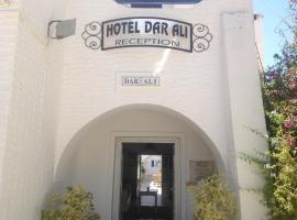 Hotel Dar Ali, Mezraya