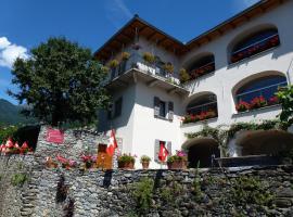 Casa Ai Portici, Gordola (Tenero yakınında)