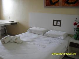 Hotel Bela Vista, Lavras da Mangabeira
