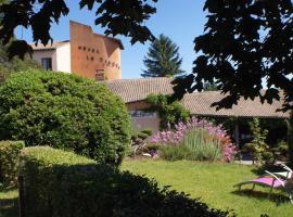 Inter-Hotel Annonay Est La Siesta, Davézieux (рядом с городом Сава)