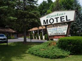 Alpenhaus Motel, Queensbury