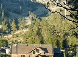 PlumpJack Squaw Valley Inn, Олимпик-Вэлли