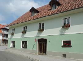 Privatzimmer Hubertushof Teufenbach, Teufenbach (Sankt Lorenzen bei Scheifling yakınında)