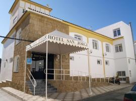 Hotel San Jorge, Alcalá de los Gazules