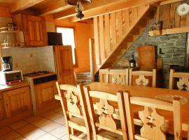 Chalet les marmottes, Planay