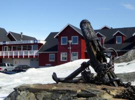 Hotel Sømandshjemmet Nuuk, Нуук
