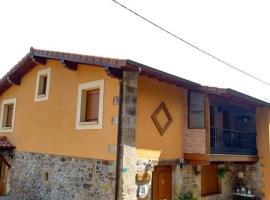 Casa Lindelagua, Pámanes (Penagos yakınında)