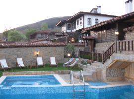 Sava Cupetsa Guest House, Zheravna (Katunishte yakınında)