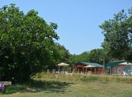 Le Ghiande, Lugnano in Teverina