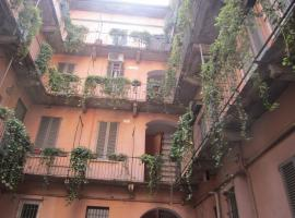 Charming and elegant apartment historic center of Milan