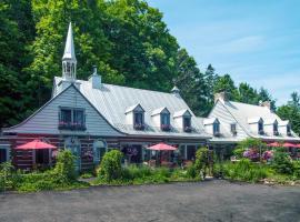 Le Petit Clocher Gite Touristique B & B, Saint-Sauveur-des-Monts (Near Morin Heights)