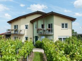 Weingut Gästehaus Eberle, Burrweiler (Gleisweiler yakınında)