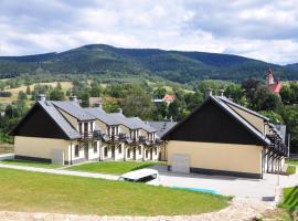 Apartamenty pod Śnieżnikiem, Stronie Śląskie (Pelc Tyrolca yakınında)