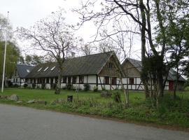 Dyssegaard Holiday Apartment, Skallerup (Ornebjerg yakınında)