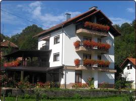 Apartment Frankopan, Severin na Kupi (рядом с городом Lukovdol)