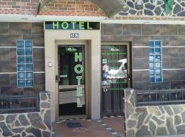 Hotel El Deportista