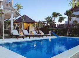 庫布迪尤瑪巴厘島別墅