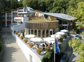 Hotel Forsthaus Grüna, Chemnitz (Mittelbach yakınında)