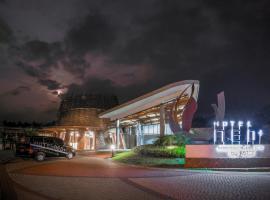 Hotel Neo+ Green Savana Sentul City, Богор (рядом с городом Cikeas)