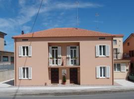 La casa Prima Del Ponte, Morrovalle