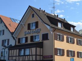 Hotel Schiff, Horn (Goldach yakınında)