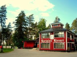 Karjalan Kievari, Кесялахти (рядом с городом Rastinniemi)
