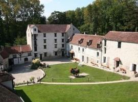 Moulin de Moulignon, Messy (рядом с городом Juilly)
