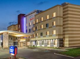 Fairfield Inn & Suites by Marriott Edmonton North