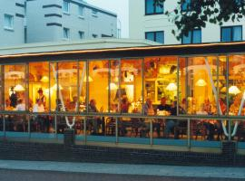 Seehotel & Hotel Hanken, Wangerooge