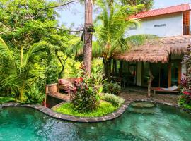 Indo Rumah Zengarden, Ловина (рядом с городом Banjar)