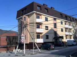 Apartment On Ozernaya 13
