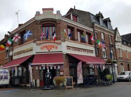 le corner's pub, Альбер (рядом с городом Aveluy)