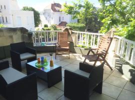 Villa avec grande terrasse proche Vélodrome et Plages