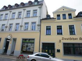 Deutscher Hof, Plauen (Reusa yakınında)