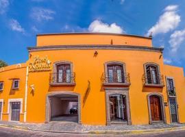 Hotel Boutique Xelhua