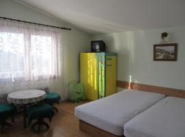 Rakovski Rooms