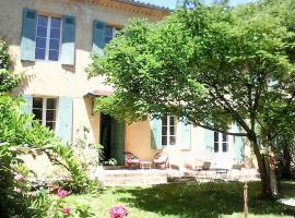 Maison du Mascaret, Le Tourne (рядом с городом Capian)