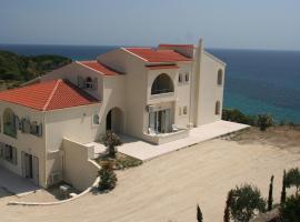 Villa Vici, Ágios Matthaíos (рядом с городом Halikounas)