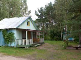 Torioja Camping, Lohusuu