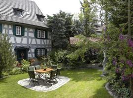 Historischer Pfarrhof, Mönchsondheim (Markt Einersheim yakınında)