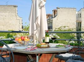 52 Clichy Bed & Breakfast