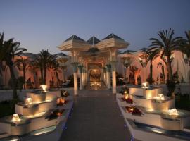 Hasdrubal Prestige Djerba, Triffa