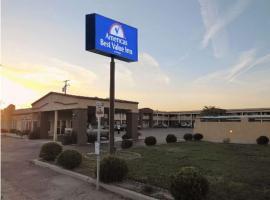 Americas Best Value Inn Hanford, Hanford (in de buurt van Lemoore)