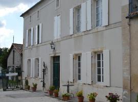 La Vieille Distillerie, Le Tâtre (рядом с городом Baignes-Sainte-Radegonde)