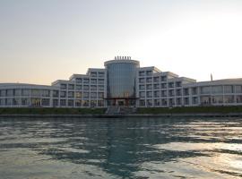 Agsaray Deluxe Hotel, Mingachevir (Naftalan yakınında)
