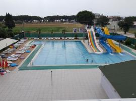 Geyikli Aqua Hotel