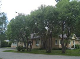 Kuusitie Apartment, Рануа (рядом с городом Rovastinaho)