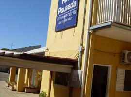 Hotel Pousada Universitaria, Campinas (Barão de Geraldo yakınında)