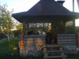 Hutor Nadberezhie, Braslaw (Zarach'ye yakınında)